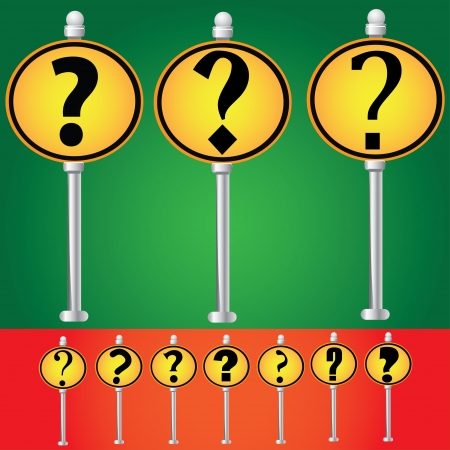 overtake: Questions signpost