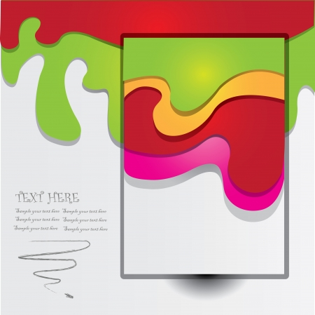 Color wave abstract banners,Vector  Stock Vector - 16158121