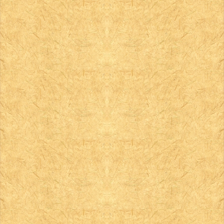 Yellow and blue handmade mulberry paper  Stock Photo