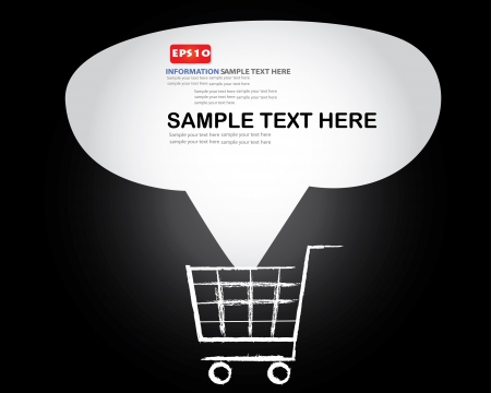 Bubble for text, business,Vector Stock Vector - 16174185
