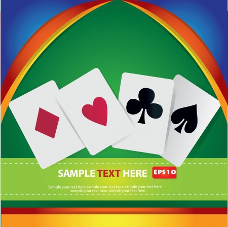 Card,colorful,Vector Stock Vector - 16174184