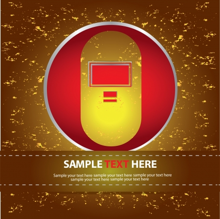 Mask safety sign,Vector Stock Vector - 16174208