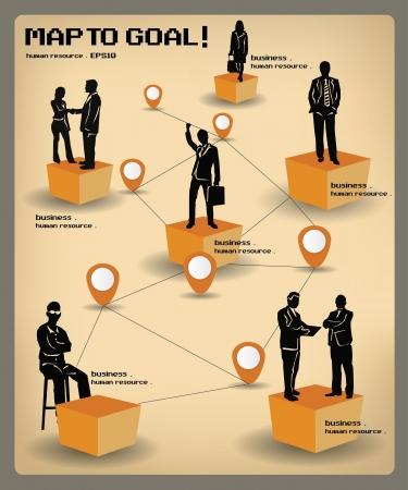 cajas fuertes: Negocios, concepto Plan, gr�ficos, VE ctor