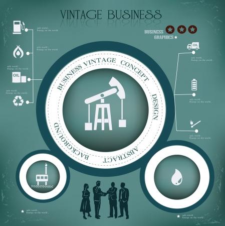 L'industrie et des ressources humaines, la conception graphique, signe, vecteur