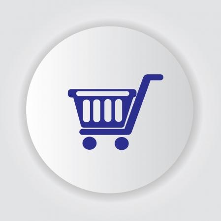 Shopping cart,vector Stock Vector - 18626079