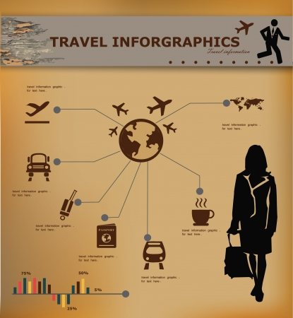 divert: Travel concept,transportat ion,inforgraphics,vector