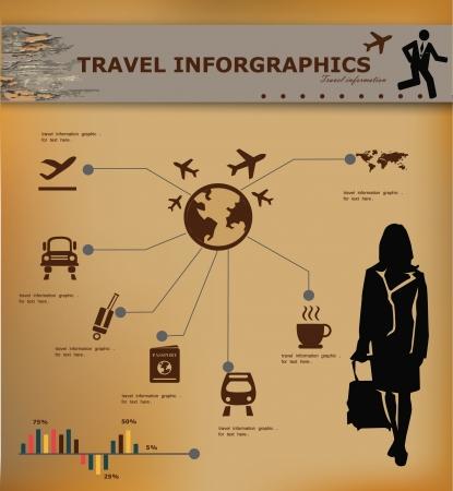 inforgraphic: Travel concept,transportat ion,inforgraphics,vector