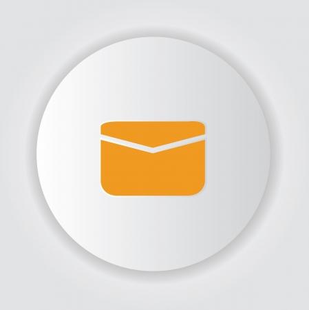 e mail internet icon Vector