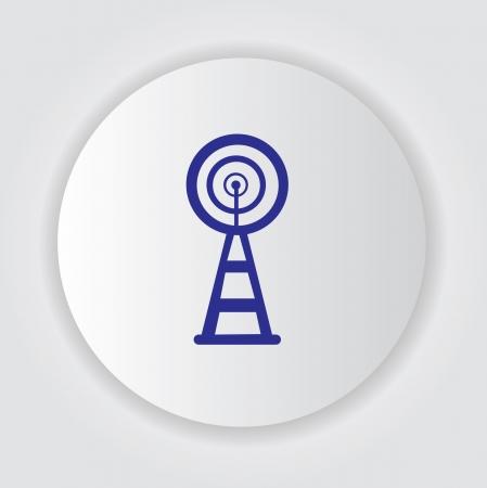 Wireless symbol,Vector Stock Vector - 18750918