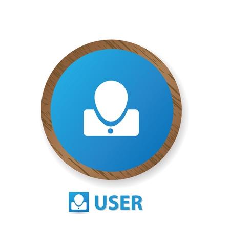 User Stock Vector - 18780685