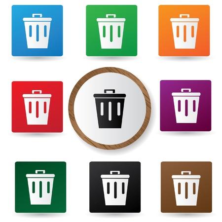 cesto basura: Signo Bin