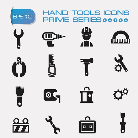 Tools icons,building icons,vector  Vector