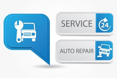 twenty four hour: Service car