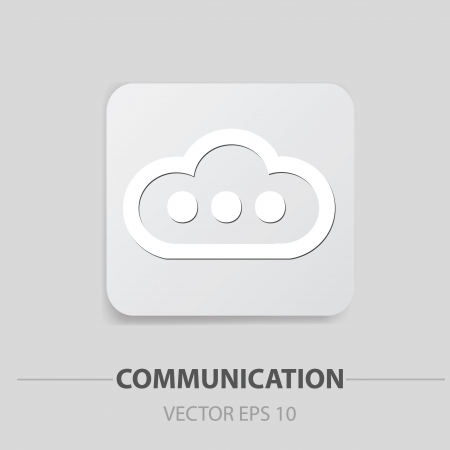 Cloud storage icons Vector