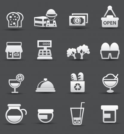open sandwich: Food   Supermarket icons
