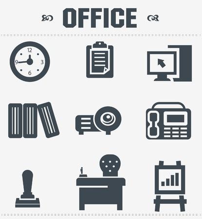 Les icônes de bureau