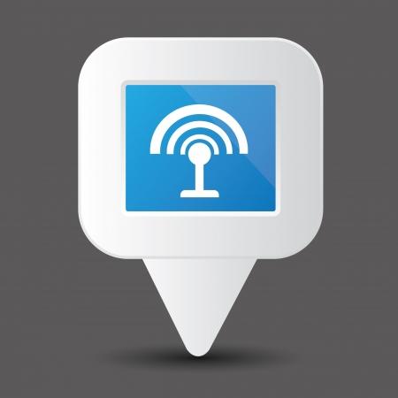 Wireless symbol Stock Vector - 20098901
