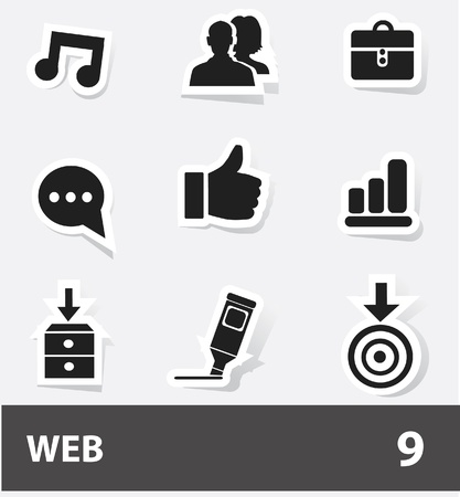 thumps up: Web icons
