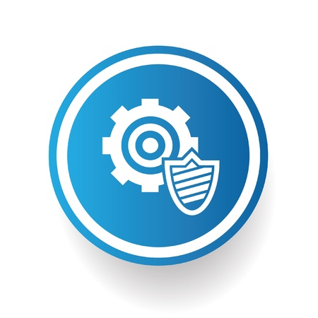 Proect Engineer symbol Vector