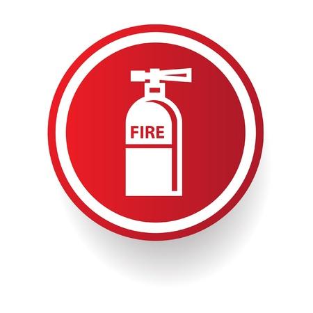Fire symbol Stock Vector - 20438199