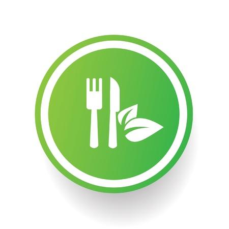 Ecology Food symbol
