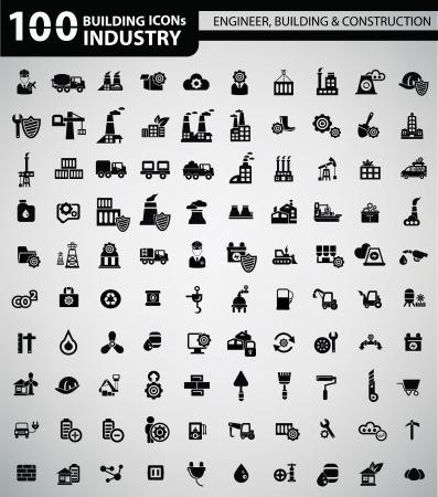ingeniero: Iconos Ingenier?a Industria, Construcci?n, Construcci?n