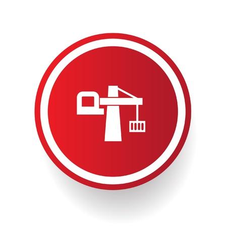 Construction symbol Stock Vector - 20433369