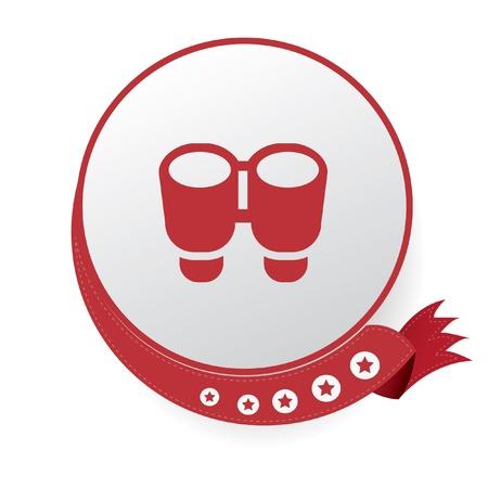 Binocular symbol