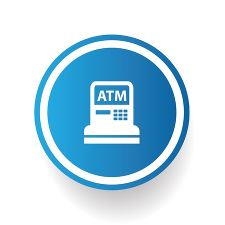 cash dispenser: ATM symbol