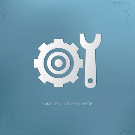 エンジニアのシンボル