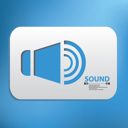 noisiness: Sound sign,vector