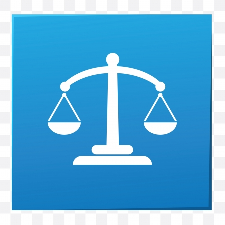 acquittal: Scales of justice,vector