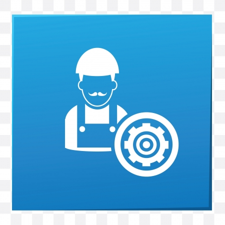 tour operator: Engineering symbol,vector
