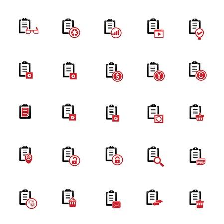 uploading: Documents icons,on white background,vector