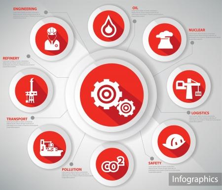 cs: Industry Infographics,graphi cs design