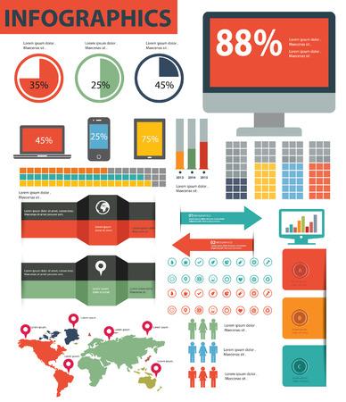 cs: Element of Infographics,Graphi cs design,vector
