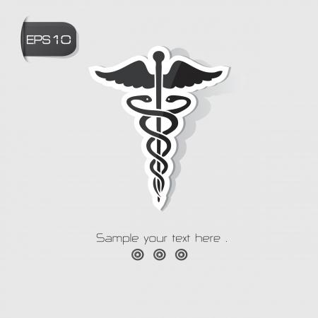 Medical symbol,vector Vector