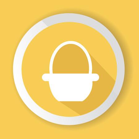Egg symbol,vector Vector