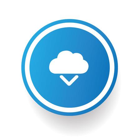 output: Output,Cloud data symbol,vector