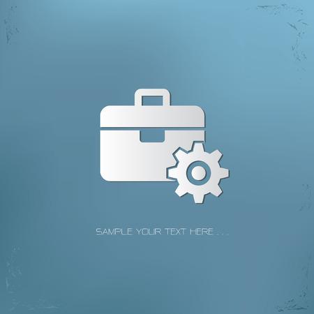 Tool symbol,vector