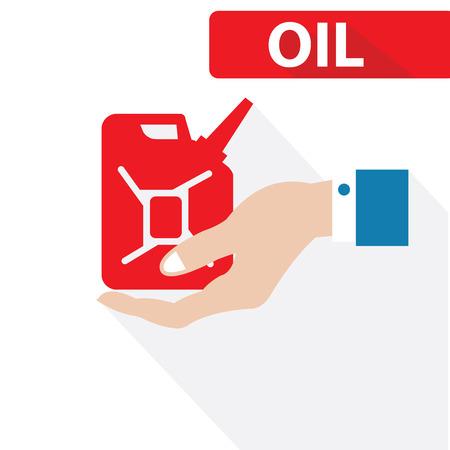 propellant: Oil Concept,vector