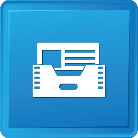 shortcut: Content symbol,vector Illustration