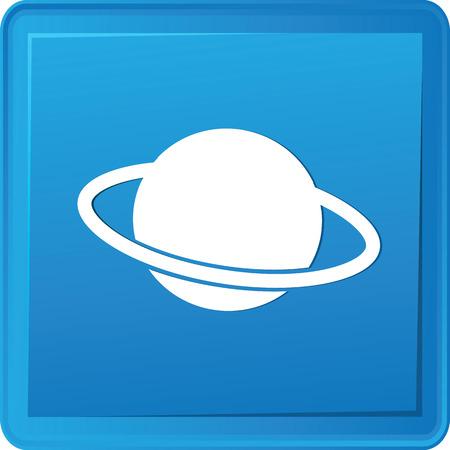 worldwide wish: Star button,vector
