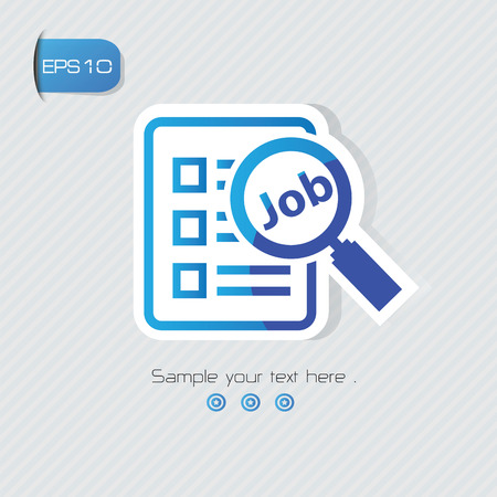 Searching job symbol,vector Vector