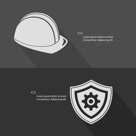 Security concept,Engineering ,Blank for text,vector Stock Vector - 28256456
