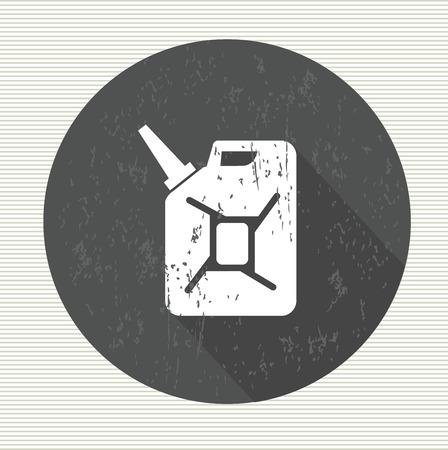 lubricate: Oil symbol,vector
