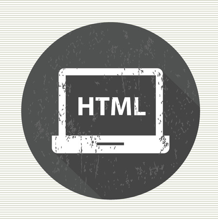 Html symbol,vector Stock Vector - 28341136