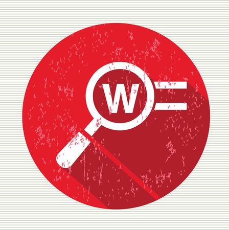 keywords: Searching symbol,vector