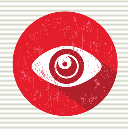 Eye symbol,vector Stock Vector - 28236494