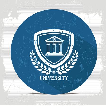 Bank badge symbol,vector Vector